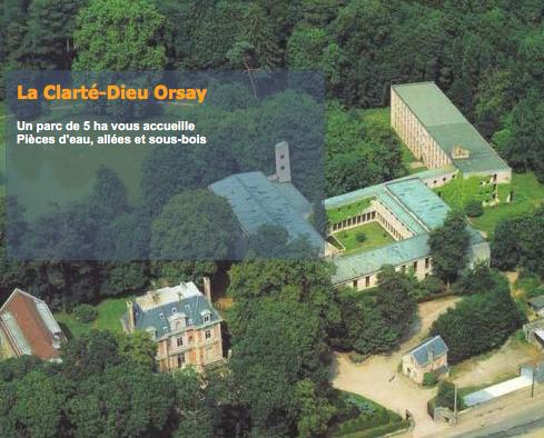 Foyer franciscain à La Clarté-Dieu (Orsay)